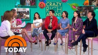 Video 'Crazy Rich Asians' Cast On The Film's Impact On Representation In Hollywood | TODAY MP3, 3GP, MP4, WEBM, AVI, FLV Desember 2018