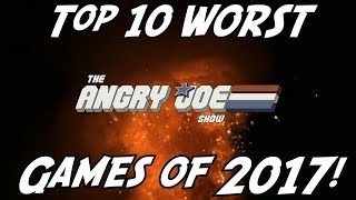 Video Top 10 Worst Games of 2017! MP3, 3GP, MP4, WEBM, AVI, FLV Oktober 2018