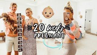 20 WEEK PREGNANCY UPDATE! Halfway to Baby! | Aspyn Ovard by Aspyn Ovard