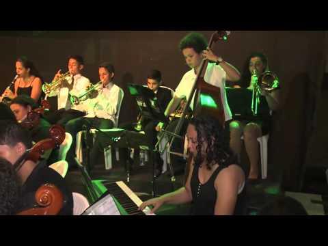 Orquestra em Ação faz apresentação triunfal na festa de aniversário de Ji-Paraná
