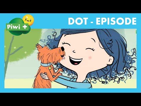 """Dot - Episode intégral """" Chien ou pas chien ?  """" -Dot, ton dessin animé inédit sur Piwi+ avec CANAL+"""