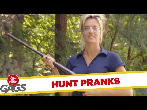 Poveşti vânătoreşti (video)