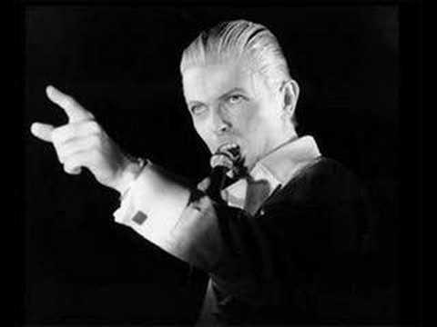 Tekst piosenki David Bowie - Bleed like a crazed day po polsku