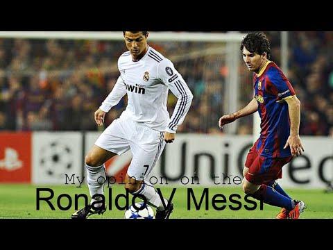 My Opinion On Cristiano Ronaldo & Messi (Vlog-18)