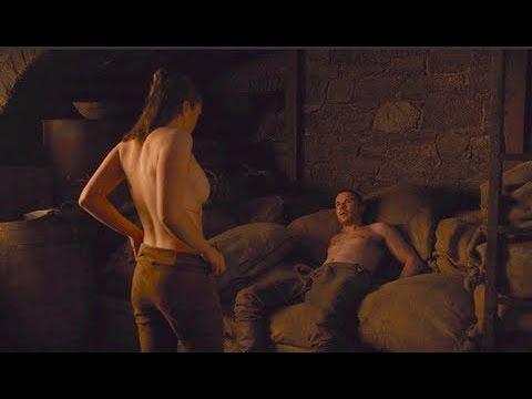 Maisie Williams (Arya Stark) and Gendry Sex Scene on Game of Thrones season 8 (Full Clip)
