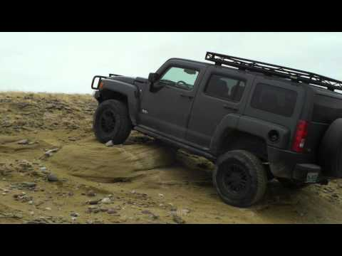 Jeep vs Toyota vs Hummer. OffRoad 4×4