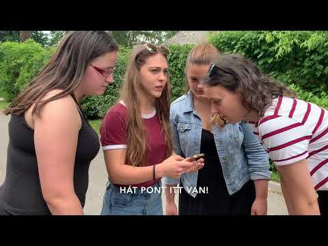 Ady diákigazgató választás: 11.a kampányfilm