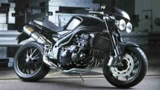 8. 2008 Triumph Urban Sports Motorcycle Review