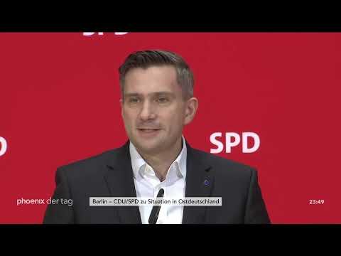 Statements zur Lage in Ostdeutschland am 28.01.19