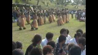 FIJIAN MEKE Controlled Frenzy - TAVEUNI, Fiji
