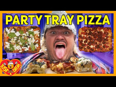 Party Tray Pizza Hoax | Matty Matheson | Just A Dash | S2 EP1