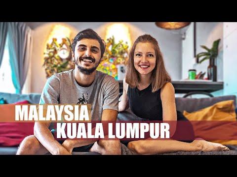 House Tour: 1+1 LOFT apartment in Malaysia, Kuala Lumpur