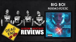 Big Boi - Boomiverse Album Review | DEHH