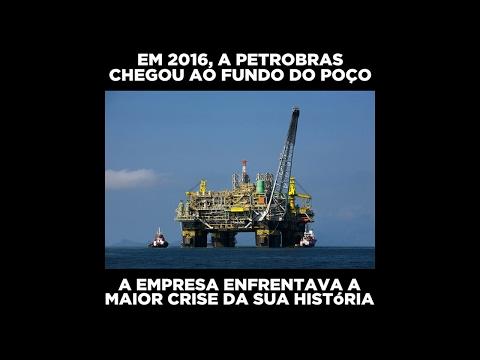 Livre dos predadores, a Petrobras volta aos bons tempos