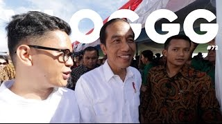 Video VLOGGG #72: NGEVLOG BARENG PRESIDEN MP3, 3GP, MP4, WEBM, AVI, FLV Juni 2017