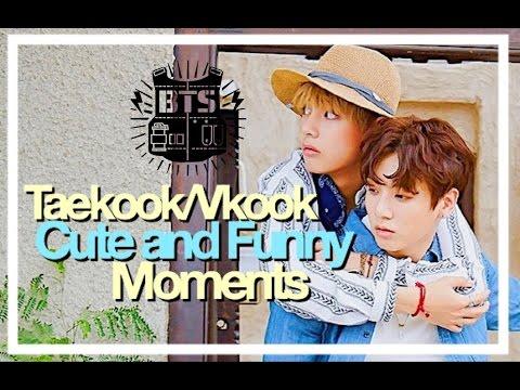 Video Taekook/Vkook cute and funny moments #1 || taekooksjams download in MP3, 3GP, MP4, WEBM, AVI, FLV January 2017