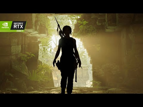 Nvidia 2080 Ti Shadow Of The Tomb Raider Benchmark (4K 60fps)