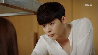 Video [W] ep.10 Lee Jong-suk putted some ointments on Han Hyo-joo's wound 20160824 MP3, 3GP, MP4, WEBM, AVI, FLV April 2018