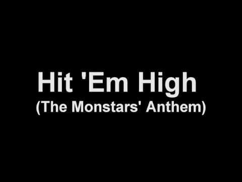 Hit 'Em High lyrics (B-Real, Busta Rhymes, Coolio, LL Cool J & Method Man) (видео)