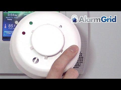 Honeywell 5808W3: L5200 Programming Smoke/Heat