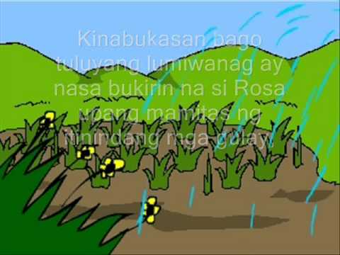 Alamat ng Pinya/Legend of Pineapple (Ngiti Part 1)