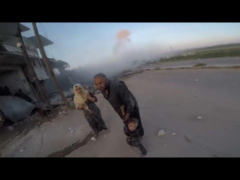 Συρία: Κλιμάκωση των επιδρομών στην Ιντλίμπ- Νεκροί και εκτοπισμένοι…