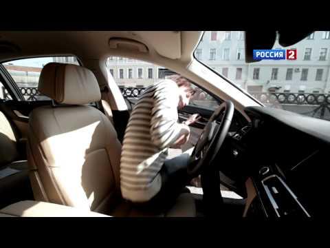 BMW 7-series Тест-драйв BMW 7 Series 2013 // АвтоВести 66