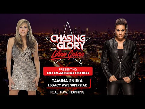 Tamina Snuka: Advice from The Rock, Jail, Motherhood & Making History l CG Classics Series