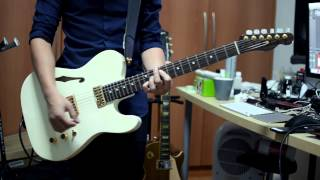 Video It's Your Love - Planetshakers (Guitar Cover) - MJT Aged Guitar Finishes Custom Thinline Cabronita MP3, 3GP, MP4, WEBM, AVI, FLV Juni 2018