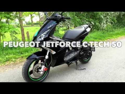Peugeot Jetforce C-Tech 50