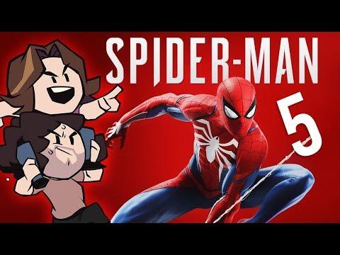 Spider-Man: Rooftop Rendezvous - PART 5 - Game Grumps