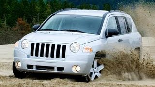 2009 Jeep Compass / Patriot: New Interiors - CAR And DRIVER