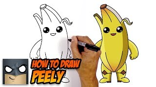 How to Draw Fortnite | Peely | Step-by-Step
