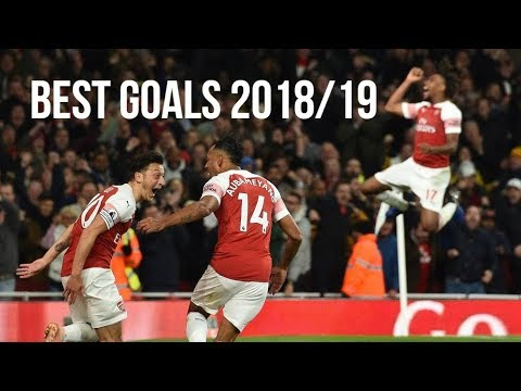 Arsenal FC | Best Goals 2018/19 | Emeryball Moments