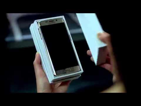 Galaxy S6 ve S6 Edge'in TV reklamı yayınlandı