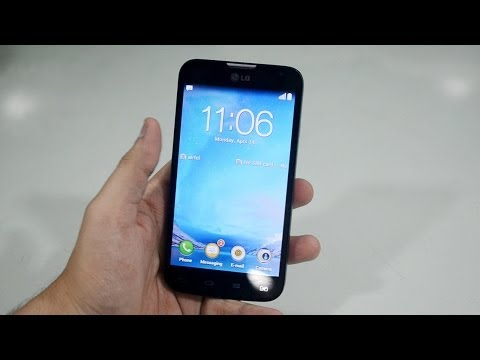 LG L70 DUAL Hands On Review!