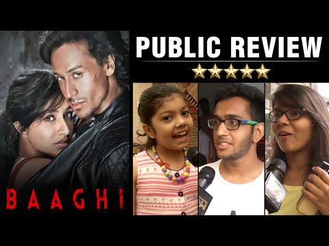Baaghi Movie Public Review | Tiger Shroff, Shraddh