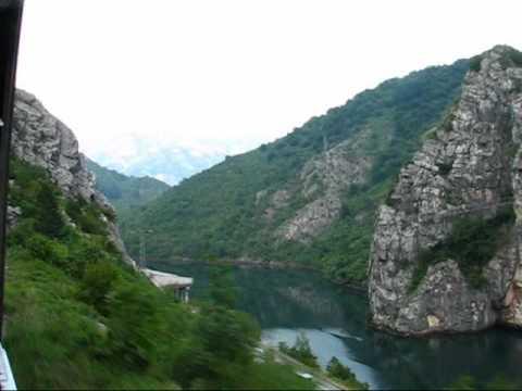 Linia kolejowa Mostar - Sarajewo