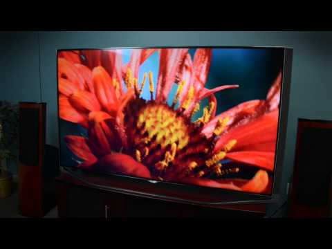 Hands on: LG UB9800 Ultra HD 4K TV