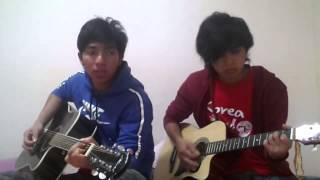 Souqy - aku rela (cover) akustik
