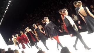 Fashion Week 2012 - Finale Stephan Pelger Sara Nuru