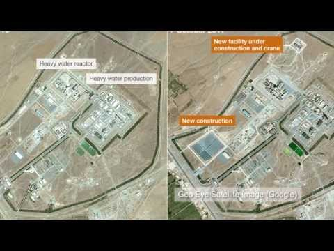 Iran reactor - Iran's 40-megawatt heavy water nuclear reactor, set to come online next year, could be used to produce plutonium for weapons. Iran says it needs the reactor ...
