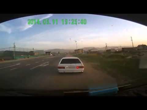 Авария в Красноармейске