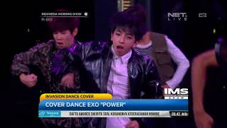 Download Video Invasion Dance Cover - Cover Dance EXO Power MP3 3GP MP4