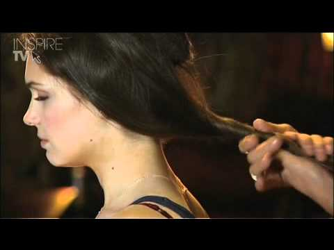Figure 8 chignon low-do by L'Oréal Professionnel