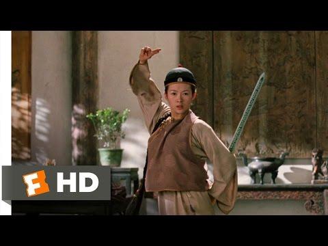 Crouching Tiger, Hidden Dragon (5/8) Movie CLIP - Invincible Sword Goddess (2000) HD