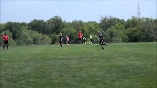 Blazers Compete in Kick It 3v3 Soccer Tournament Lincoln, Nebraska July 2012.