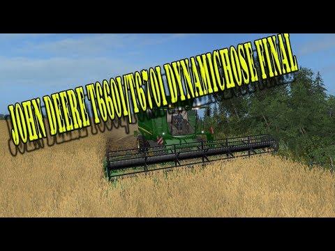 John Deere T660i/T670i Dynamichose Final