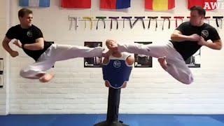 faze tari faze arte martiale