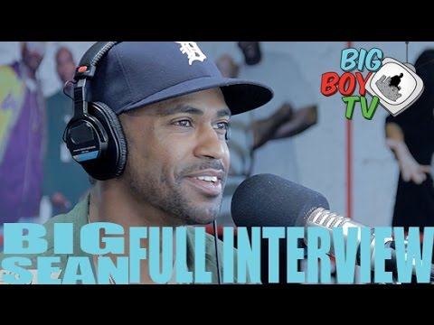 Big Sean Chats About Fan Interaction, Growing Musically, And More! (Full Interview) | BigBoyTV